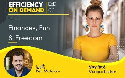 Finances, Fun & Freedom with Ben McAdam