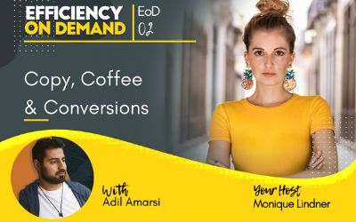 Copy, Coffee & Conversions with Adil Amarsi